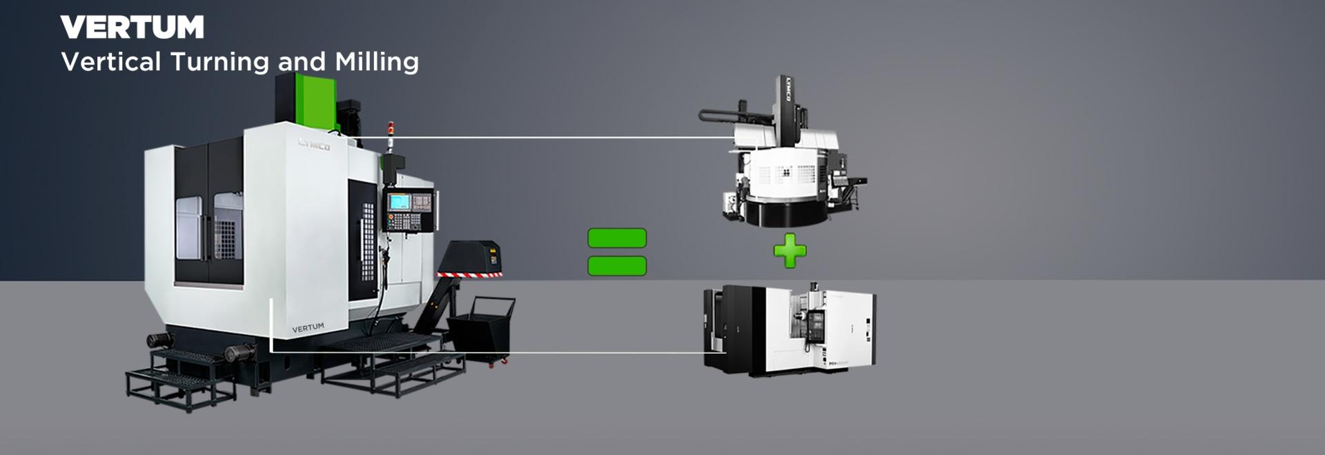 Über Lymco 5-Axis umreißende Lösungen - MV-308-5X