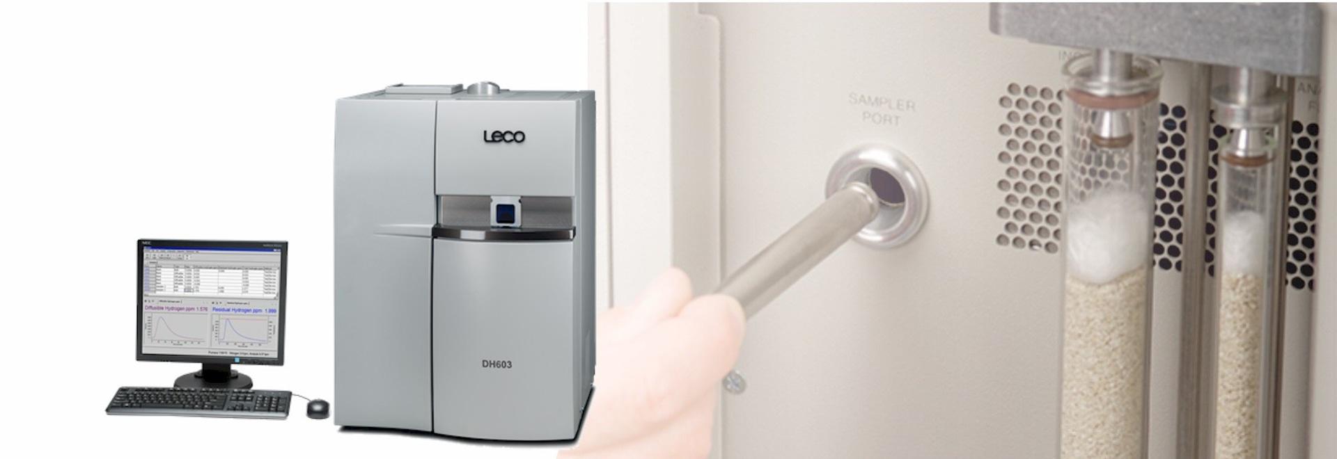 Wasserstoff-Analysator LECO DH603