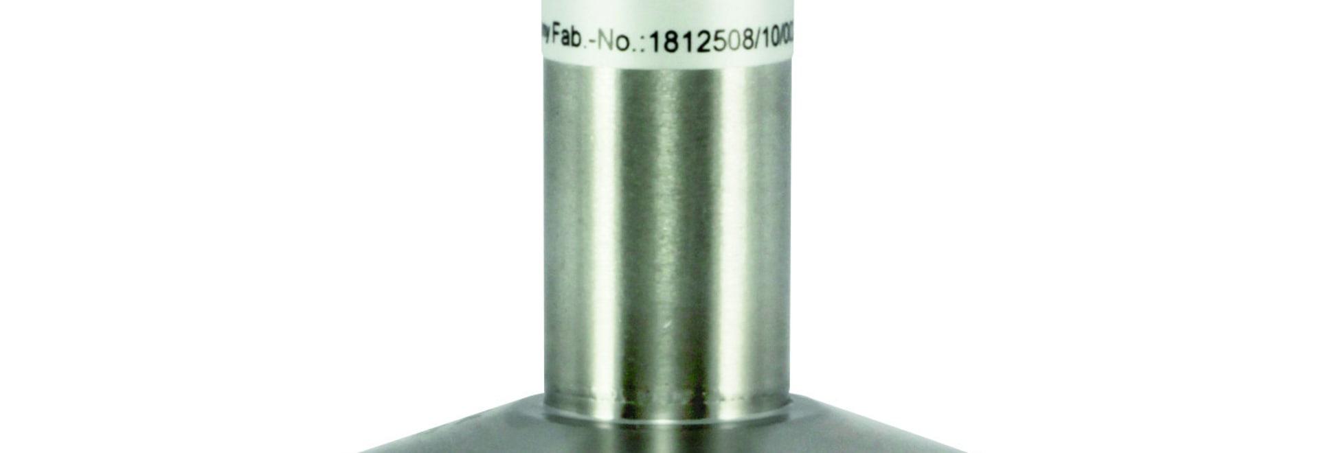 Widerstandsthermometer in der IO-Verbindungstechnologie, Art Reihe GA2700, schnelle Antwort, hygienischer Entwurf