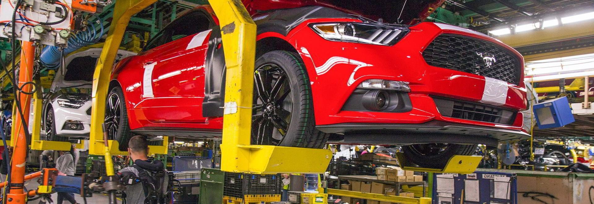 Wie das EksoVest die arbeitsintensive Automobilindustrie ändert