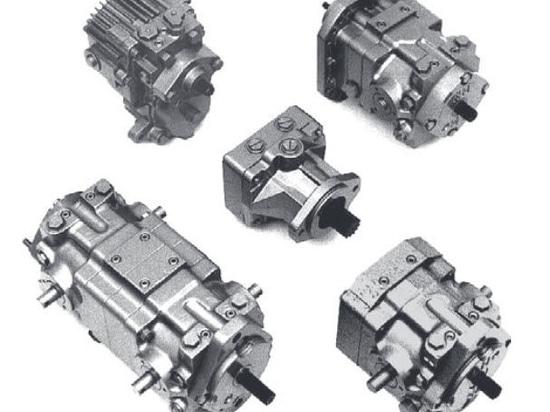 NEU: hydraulischer Kolbenringmotor durch SAUER DANFOSS
