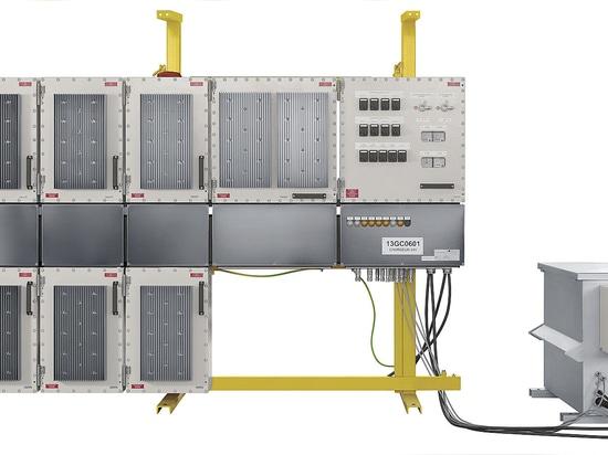 Kundenspezifische Ex-USV-Systeme