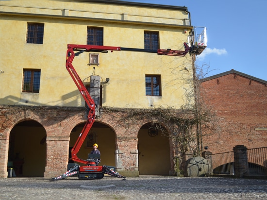 Viertes Modell der Performance IIIS Serie: Lightlift 15.70