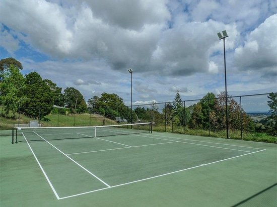 Hohes Mast-Licht LED im Tennisplatz, Australien