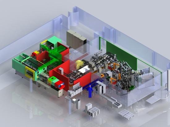 robomotion setzt bei der Optimierung von Produktionsprozessen auf MISUMIs Komponenten-Kompetenz
