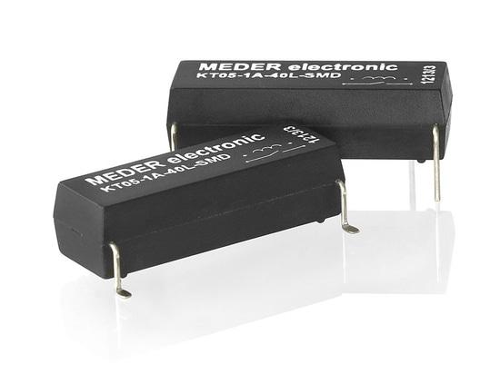 Standex-Meder Electronics stellt Reed Relais Serie KT zur Isolationsüberwachung von Solarmodulen vor