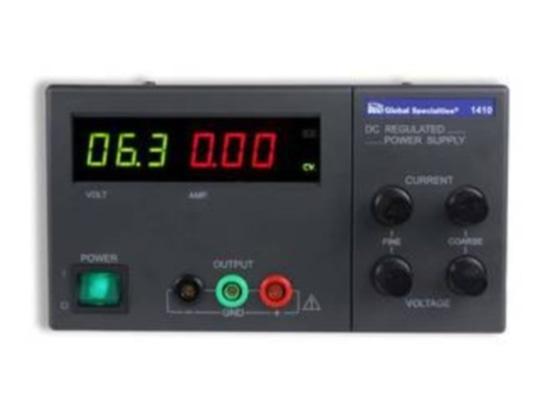 Stromversorgung für Ausbildung, Berufseignungstestinstrumentanwendungen