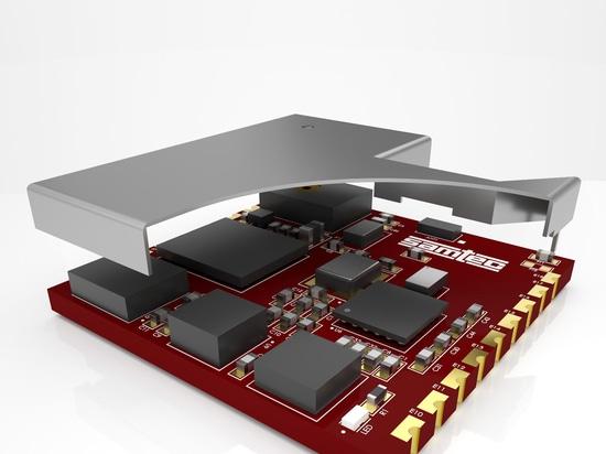 Drahtloses Sensor-Modul schneidet IoT-App-Entwicklungs-Zeit