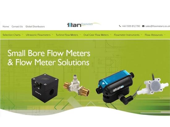 Titan-Unternehmen startet neue entgegenkommende Website