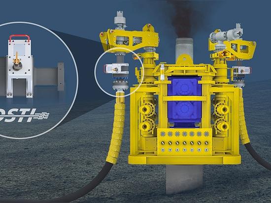 DSTI spielt kritische Rolle in der Öl-Überlauf-Eindämmung-Technologie
