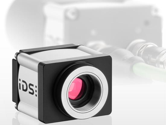 Erste Modelle in der industriellen Kamera-Reihe robustes GigE-uEye Fas