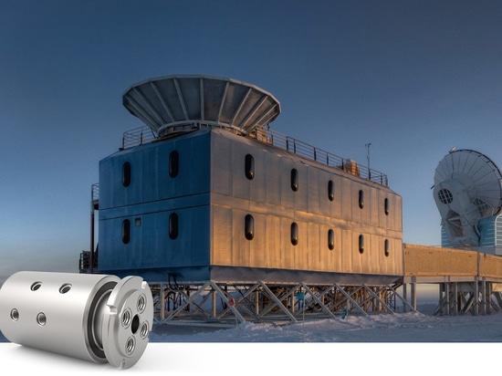 DSTI spielt Rolle in die Astrophysik-der Forschung von Südpol