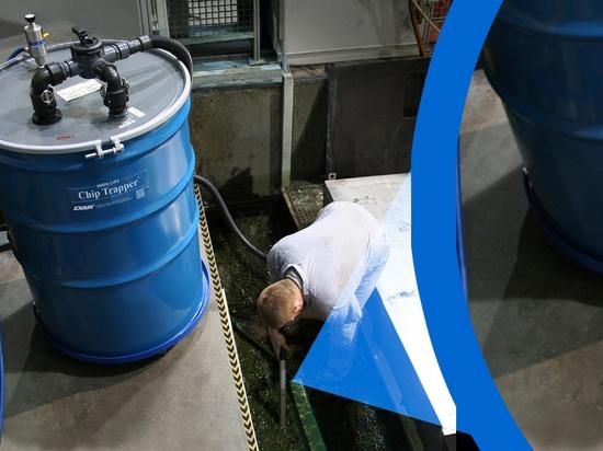 Hoher Aufzug Chip Trapper Moves Liquid Farther und höheres