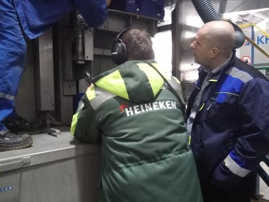 Neues Projekt mit Heinekken schloss erfolgreich ab!