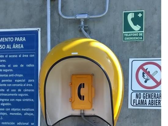 J&R-Hochleistungstelefon für Kombizyklus-Betriebsbaja california III Mexiko