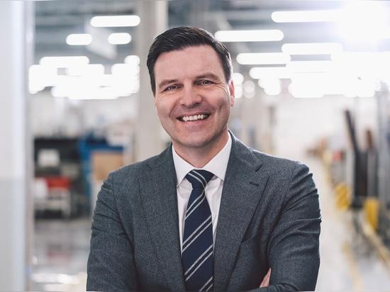 Stefan Brandl, Vorsitzender der Geschäftsführung der ebm-papst Gruppe. Foto: Philipp Reinhard.