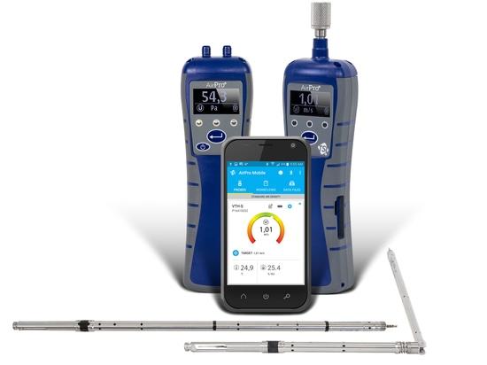 TSI stellt neue AirPro® Instrumente für HLK-Messungen vor