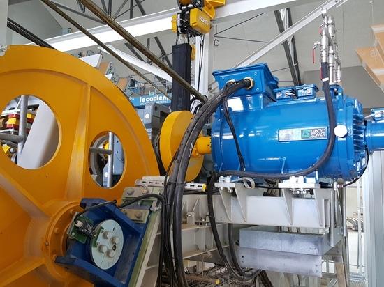 Leroy-Somer treibt das neue Standseilbahntransportsystem in Brest