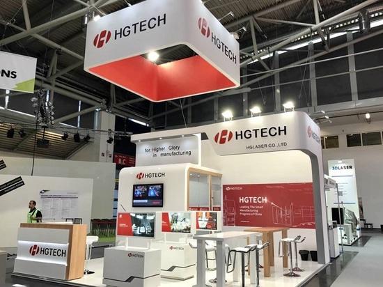 Treffen HGTECH an Laser-Welt der Photonik München