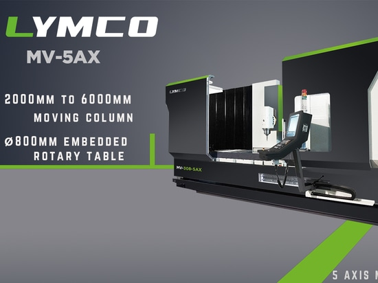 Erhöhen Sie Ihre Leistungsfähigkeit mit Achse LYMCOS 5 Prägemitte