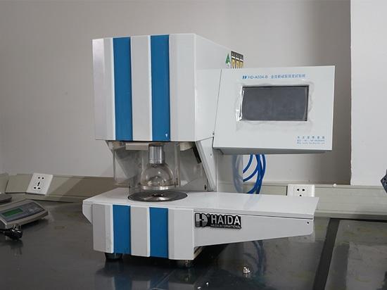 automatische Berstdrucktestmaschine für Kartonkastentest