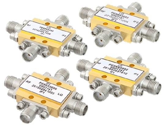 Rfmikrowellen-und -millimeter-Welle IQ-Mischer-Komponenten angekündigt durch Pasternack