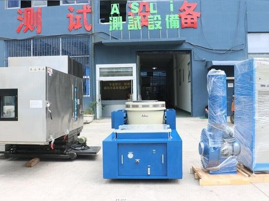 Klimatemperaturfeuchtigkeit und Erschütterungsschüttel-apparatsystem