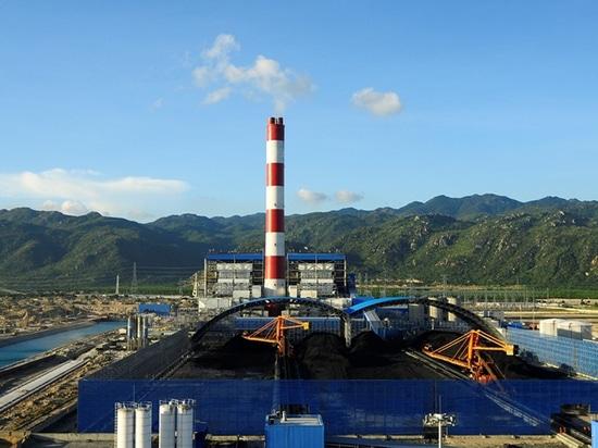 BOT-Projekt von Vietnam Vinh Tan Power Plant