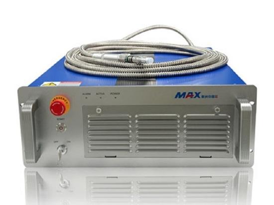 Maxphotonics Q-schaltete Lasersender der Faser-100W