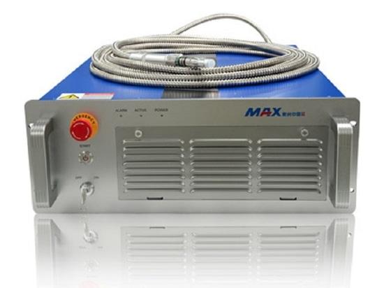 Max Pulsed Q-schaltete Laser-Metallreinigung der Faser-100w (MFP-100)