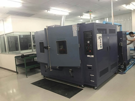 SANWOOD-Ingenieure gingen zu Tailand für Maschineninstallation