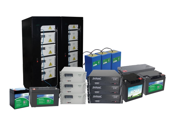Lithium-Batterie der Batterie LiFePO4/der Lithium-Eisen-Phosphatbatterie/NCM/tiefer Zyklus/ISO/CER/UL EverExceed