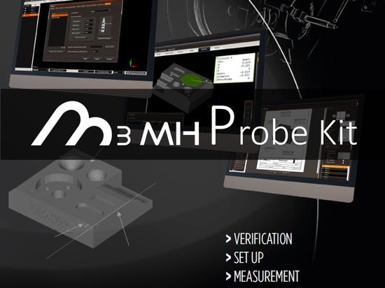 M3MH-Sonden-Ausrüstung