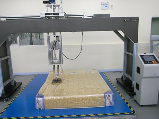Cornell Mattress Durability Testing-Maschinen