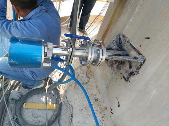 On-line-Überwachung von HCl/HF in der Müllverbrennung