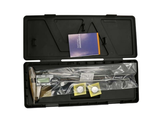 SHAHE/5100-200 0-200mm 0.01mm ±0.03mm/Digital Tasterzirkel IP54