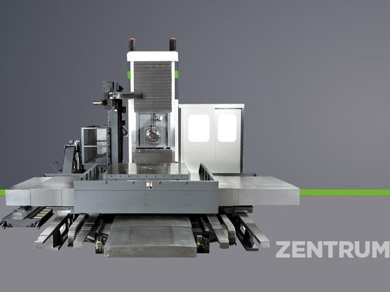 Neues horizontales Bohren und Fräsmaschine von LYMCO