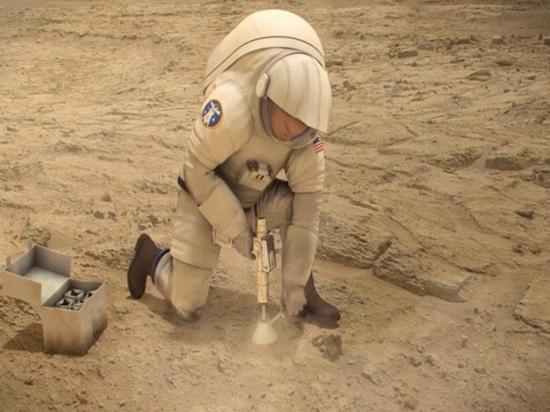 Höflichkeit der NASAs