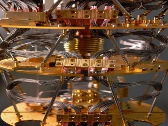 Kälteerzeugender Kühlschrank, Höflichkeit von D-Wellen-Systemen