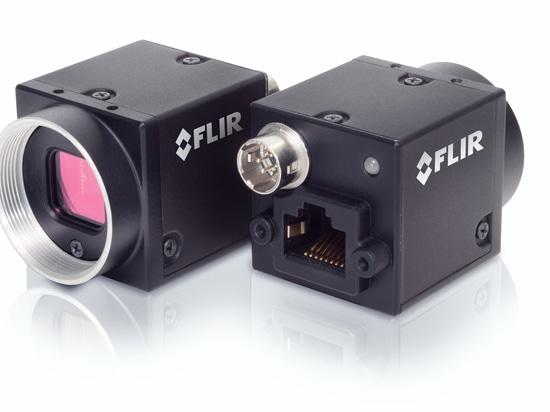 Kamera-Familie der industriellen Bildverarbeitung FLIR-schwarzer Blattlaus S GigE
