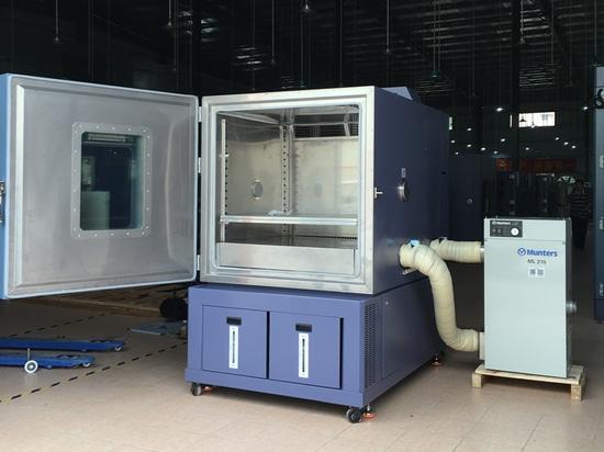 Temperaturfeuchtigkeits-Testkammer-- Automatische Prüfung