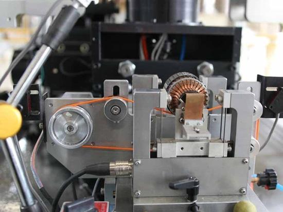 Wickelnde Rotor-automatische Auswuchtmaschine