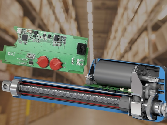 Intelligenter linearer Zylinder Electrak HD