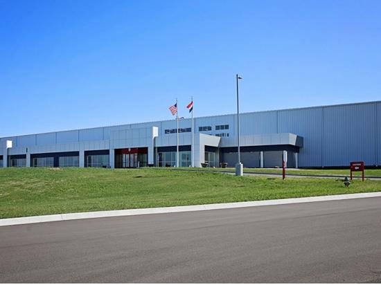 Hitze-und Nahrungsmittelausrüstungs-Produktionsanlage des Steuer neue, Missouri, US