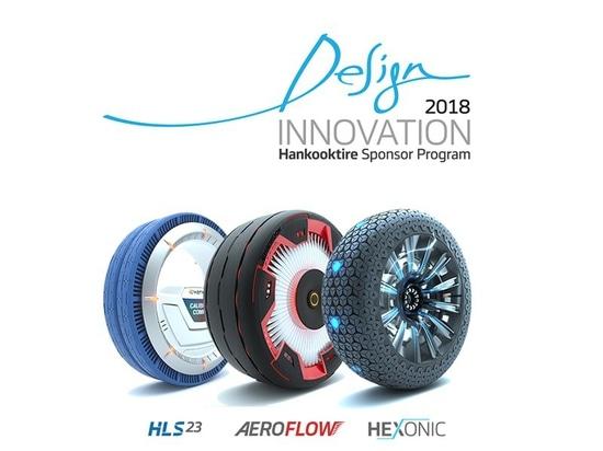 Hankook Tire stellt innovative Arbeiten bei Essen-Autoausstellung 2018 dar