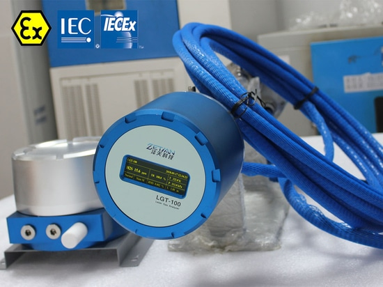 ATEX bescheinigt für Gas-Analysator Laser-LGT-1000