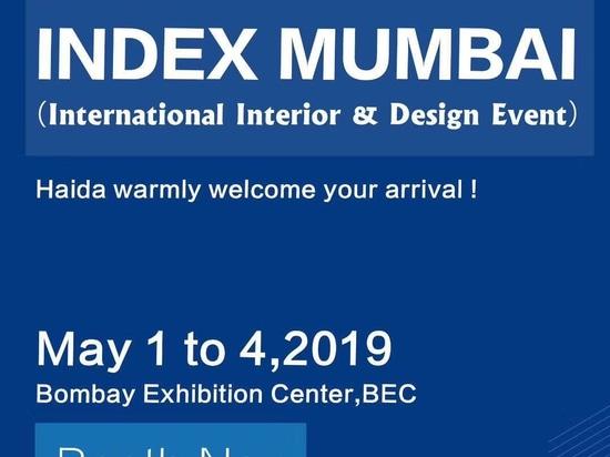 Index mumbai International Interior & Design Event