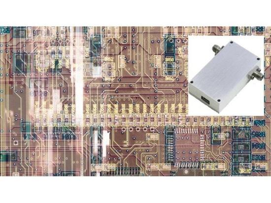 Digitale variable Dämpfungsregler für 60 oder 90 dB bis 6 GHz