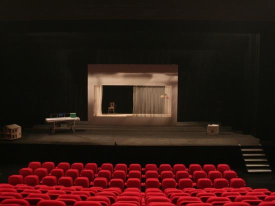 I-MAK-Lösungen für Bühnen und Theaterindustrie