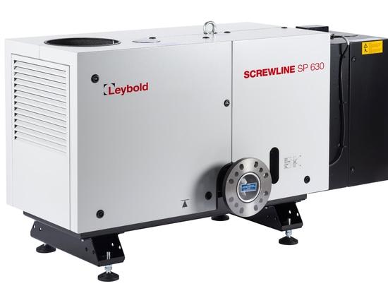 NEU: Schrauben-Vakuumpumpe by Leybold Vacuum
